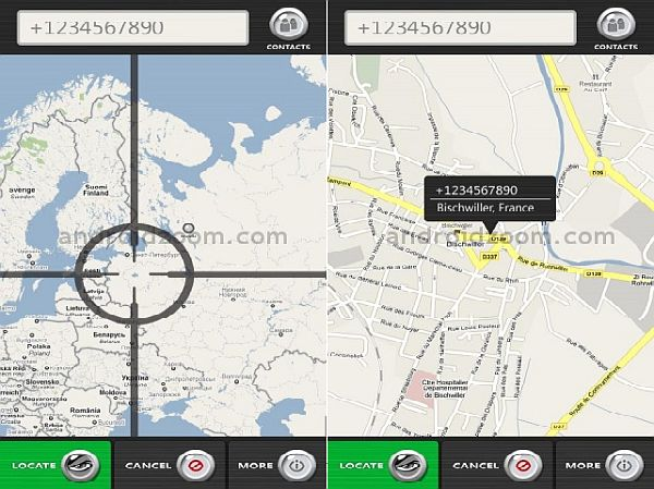 Cell phone locator zomm - iphone spyware